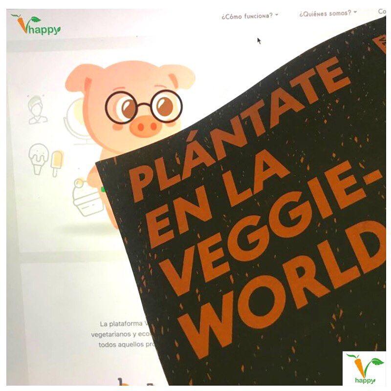 VeggieWorld VHappy