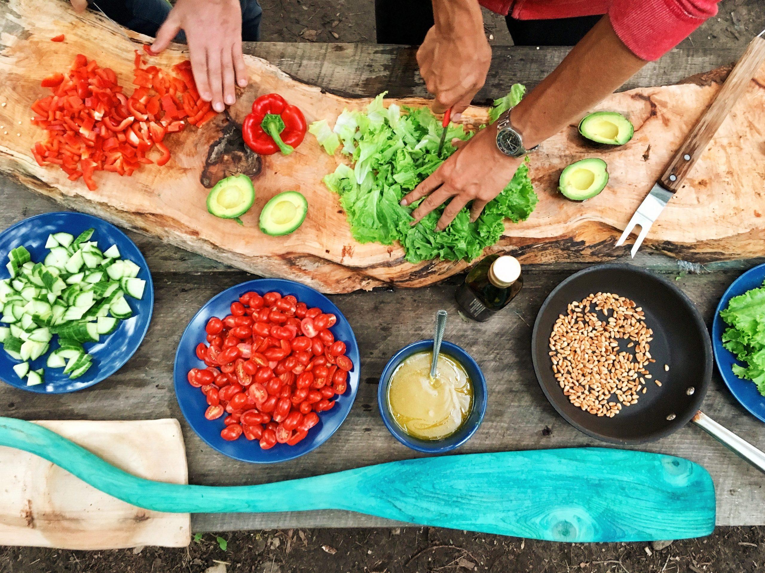 3 recetas veganas con altas proteínas