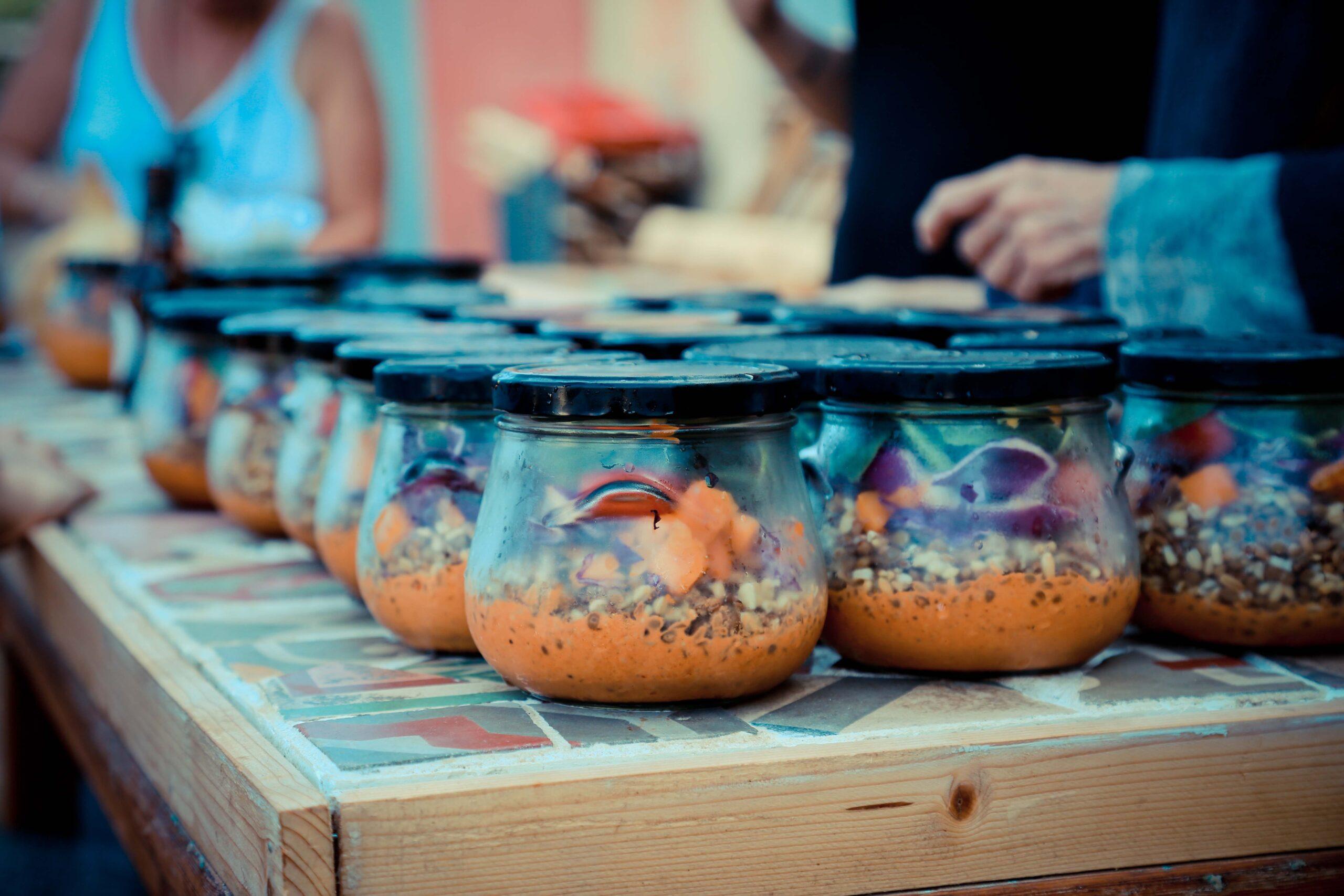 Foodtopía, comida tradicional y sostenible