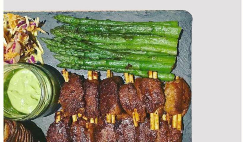 babacoa vegetal vegana